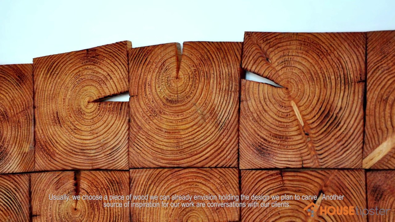 find decorative wood pieces for your home with wood art project - Decorative Wood