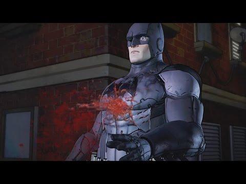 BATMAN - All Death Scenes Season 1 (Game Over Screens) 60FPS HD