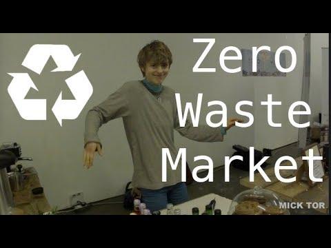 Zero waste market in Sheffield - Heartcure collective fundraiser