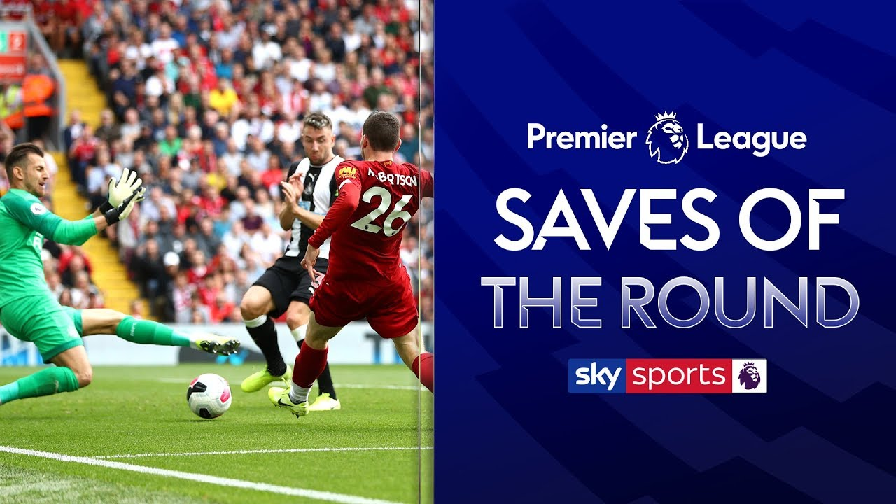 The BEST Premier League Saves of the Round | Match Day 5