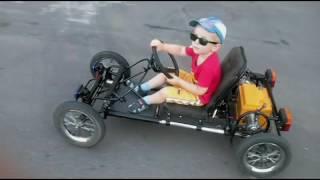 как сделать машину для детей