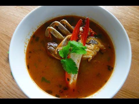 Episode 19 -  Bouillon Crabe / Crab Soup 🦀