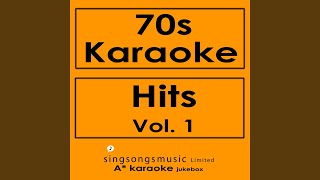 Rock Me Gently (In the Style of Andy Kim) (Karaoke Version)