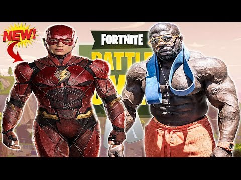 *NEW SKIN?*  1 BODYBUILDER FORTNITE PLAYER  Fortnite Battle Royale  PS4 PRO