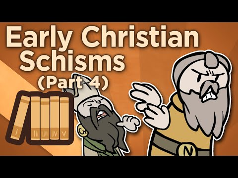 Early Christian Schisms - IV: Ephesus, the Robber Council, and Chalcedon - Extra History