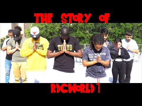 THE STORY OF RDCWORLD1: FREESTYLE
