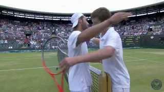 2014 Day 13 Highlights, Wimbledon Boys