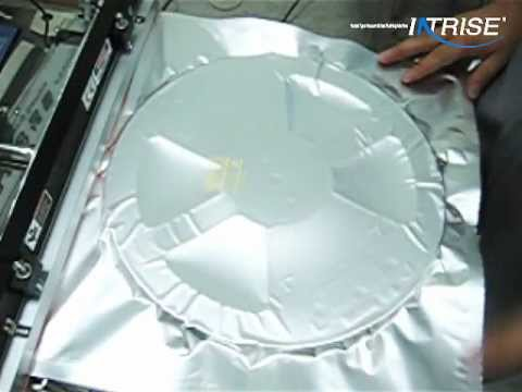 Reel Vacuum Pack Sealer Packaging Machine Anti Static