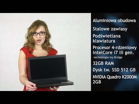 Komputer poleasingowy - Dell Precision M4700