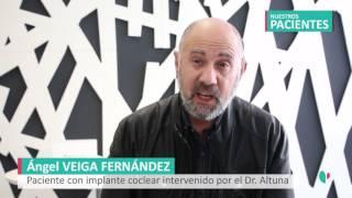 Testimonio de pacientes de los Drs. Saga y Altuna Otorrinolaringologos de Policlínica Gipuzkoa