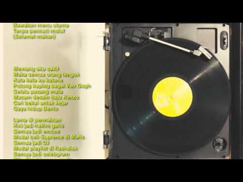 Laze - Selamat Makan (Lyrics Video)