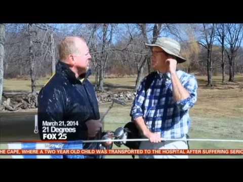 FOX 25 News Zip Trip bloopers