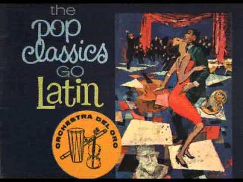 ORCHESTRA DEL ORO - CONCERTO IN CHA CHA - LP CLASSICS GO LATIN - GOLDEN GUINEA GGL 0168