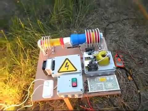 Free Energy June 2015 Ruslan Kulabuhov demonstrating 4kw off grid generator