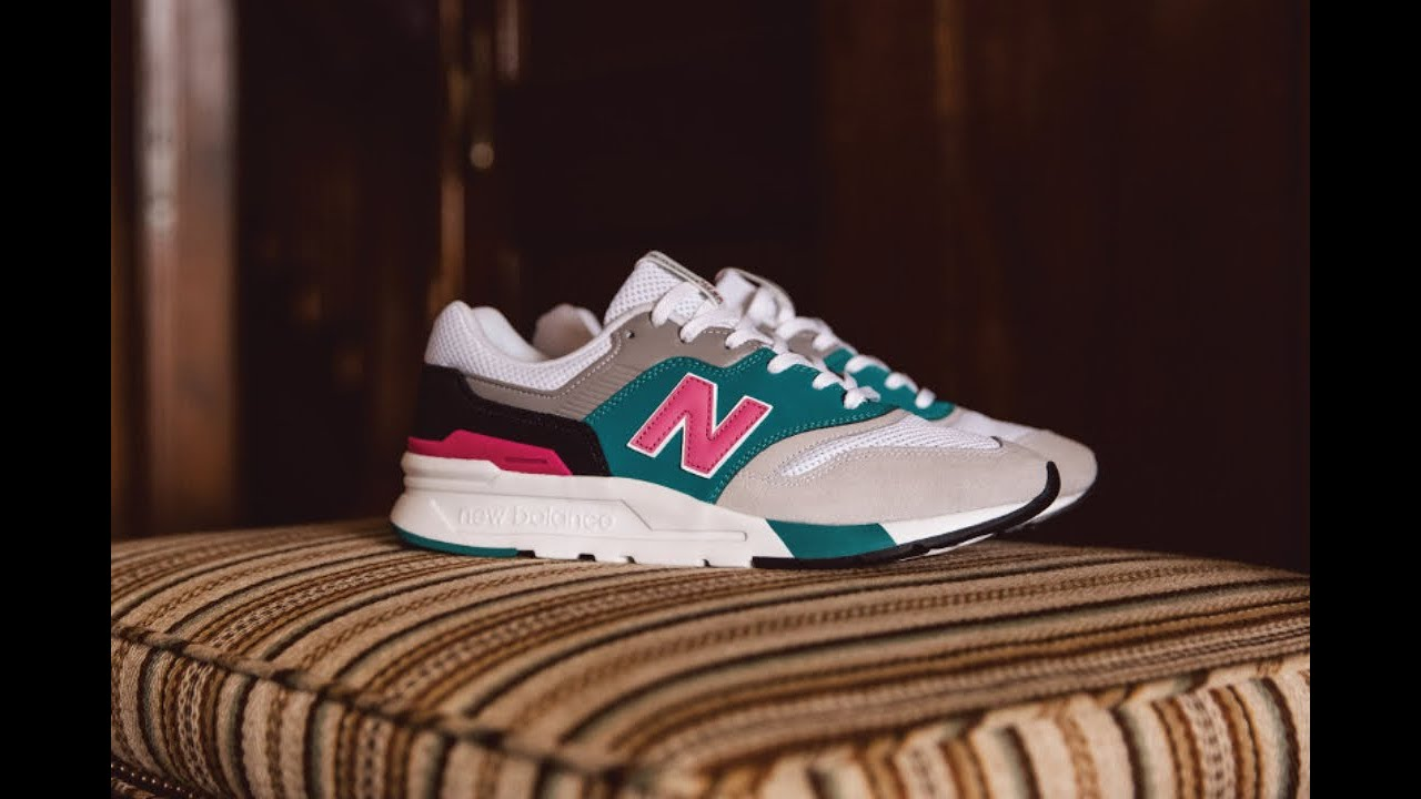 New Balance 997H Runs in the Family