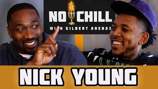 """You Built Up My Confidence AND Messed It Up"" Nick Young & Gilbert Arenas Talk Their Friendship"