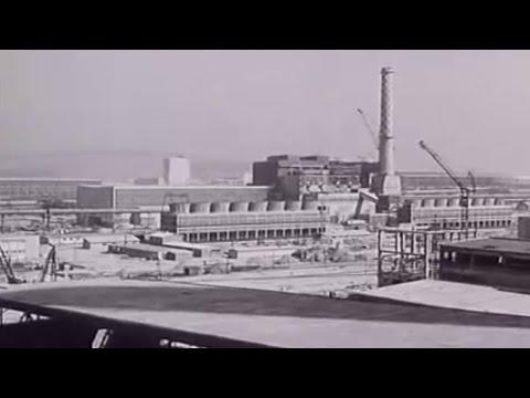 Košice - Výstavba VSŽ (1964)