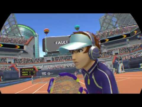 VRテニス【VR Tennis Online】