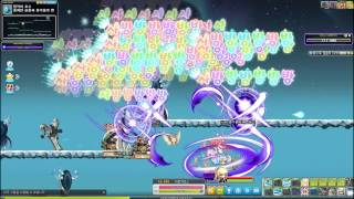 MapleStory Beyond - Evolve: Zero's 5th Job Skill 'Joint Attack'