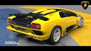 Real Racing 3 | 1995 Lamborghini Diablo SV Total Upgrade Cost
