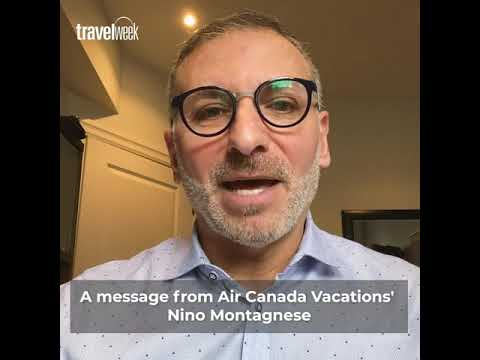 #OneTravelIndustry Video Series: Air Canada Vacations