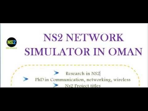 NETWORK SIMULATOR NS2 TÉLÉCHARGER
