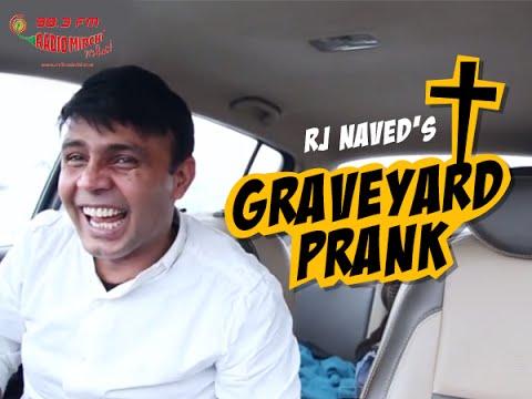 Mirchi Murga | Dead body prank| Scary Prank | RJ Naved