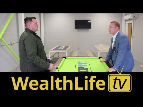 Business Tips From The Youngest Dragons Den Winner | Wealth Life TV
