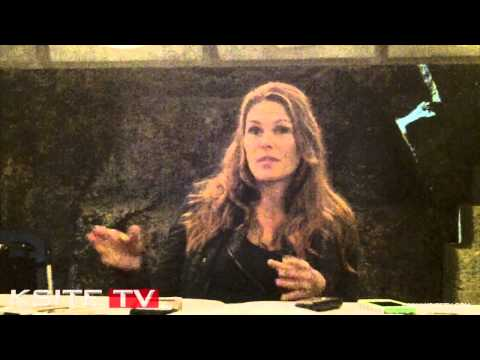 The 100 On Set: Paige Turco