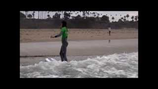 A Day at Perfect day Surf Camp - Santa Monica Location
