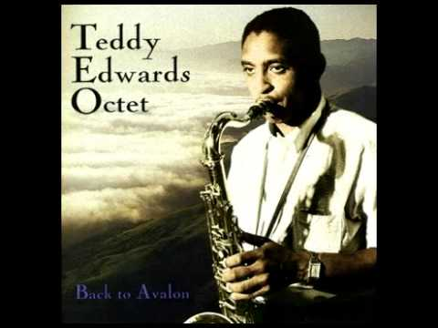 Teddy Edwards Octet  -  Steppin' Lightly