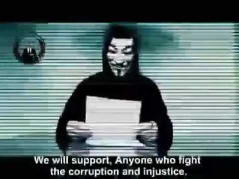 Anonymous Dukung MCA INDONESIA
