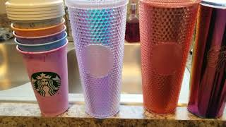 My Starbucks Cup Collection