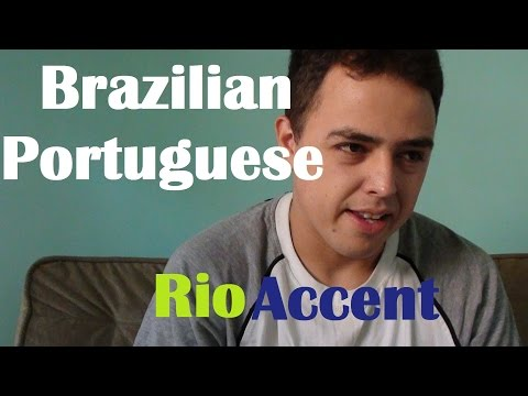 Helping my polyglot friends with Brazilian Portuguese RIO accent - #2nd Instance