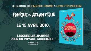 bande annonce de l'album Panique en Atlantique