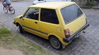 Из чего СССР сделал ВАЗ-1111 ОКА.  Daihatsu Cuore 1980.  Аргентина.