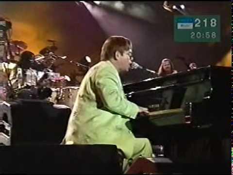 Amy Lynn - Billy Joel & Elton John Rock it in Japan '98!!