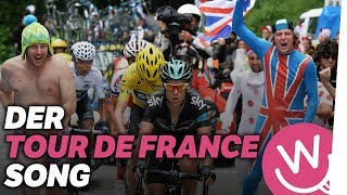 Tour de France - der offizielle Song!