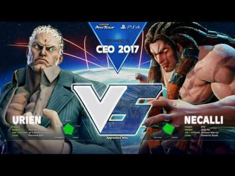 SFV: CEO 2017 - Day 1 Pools Part 1 - CPT2017