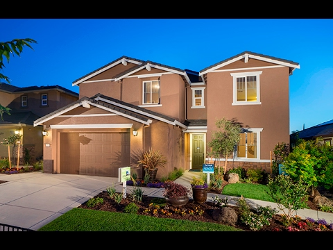 The Carlyle Model Home at Marisol  New Homes by Lennar