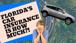 Florida's Car Insurance is How Much?