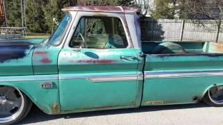 1965 Chevy Patina Bagged