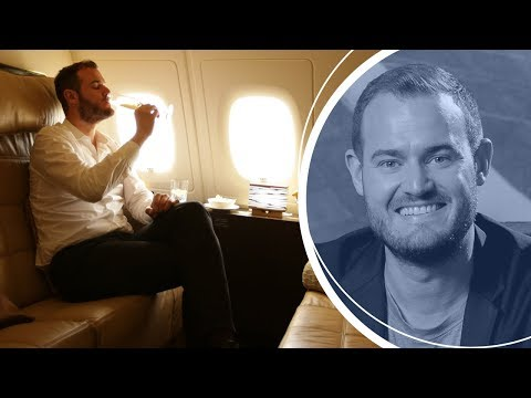 The Points Guy left his job to travel the world in business class | CNBC Profiles