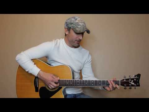 Woman, Amen - Dierks Bentley - Guitar Lesson | Tutorial