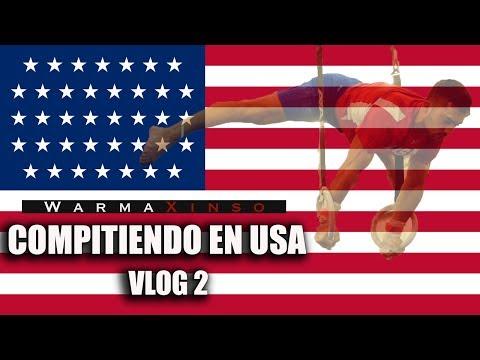 Vloggin Gymnastics: Texas
