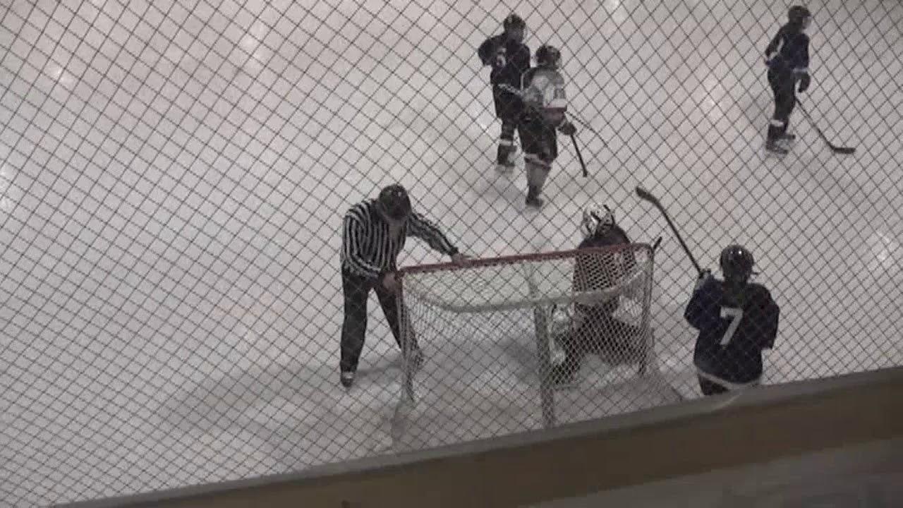 Beekmantown - Franklin Academy Girls Hockey S-F  1-31-18