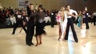 New York 2010 IDSF World Amateur Latin - Rumba