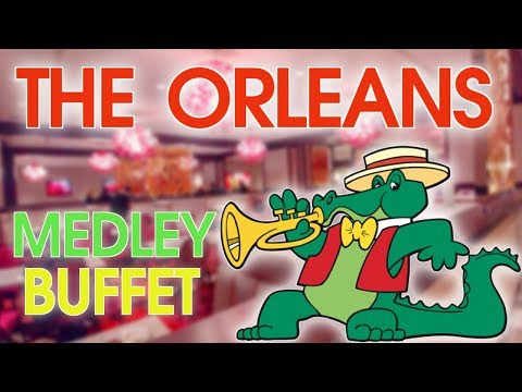 The Orleans Medley Buffet - Lunch Tour 2019,LV