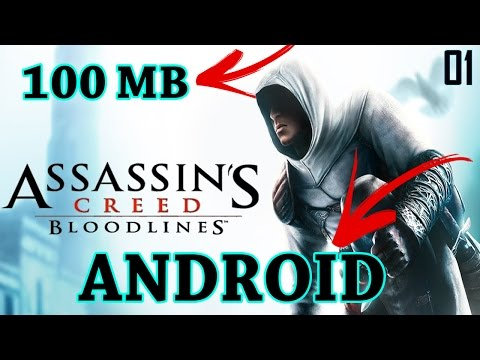 [100MB] How To Download And Install Assassin's creed bloodlines Game For Android WITH Gameplay Proof - 동영상