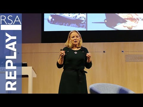 The Power of Design Thinking | Sue Siddall | RSA Replay